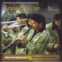 Banda El Recodo Exitos Con Tradicion Sinaloense Envio Gratis