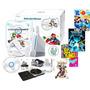 Oferta! Paquete Wii Mario Kart Dj Hero2 + 4 Juegos De Regalo