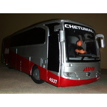Autobus Mercedez A Escala 1.43 Linea Ado Edicion Limitada