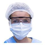 Lentes Goggles De Seguridad Protectores Uso Rudo Gafas