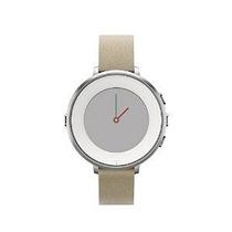 14mm Pebble Tiempo Ronda Smartwatch Para Dispositivos Apple