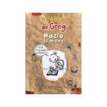 Libro Diario De Greg Hazlo Tu Mismo *cj