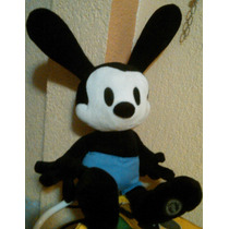 Peluche Disney Store Oswald The Lucky Rabbit Epic Mickey