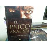 Pasta Dura - El Psicoanalista - John Katzenbach - Original