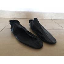 Zapatillas De Jazz Color Negro B