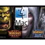 Warcraft 3: Reign Of Chaos+frozen Throne Español Para Mac