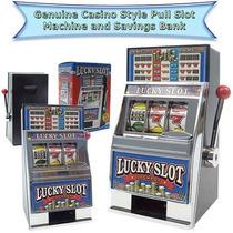 Marcas Poker Lucky Banco De Ranura De La Máquina