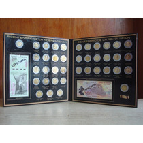 Coleccionador Para Monedas Conmemorativas Cuño Corriente $5