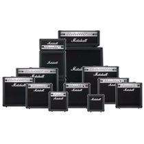 Amplificador Marshall Mg102cfx 100 Watts 2x12 Efx