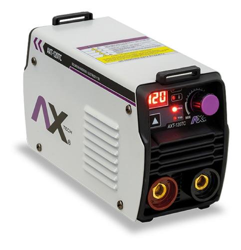 Axt-120tc Soldador Inversor 120 A  Elec Y Tig 110v Ax Tech