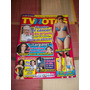 Revista Tv Notas Portada Angelique Boyer Poster Andrea
