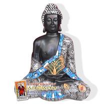 Figura De Buda Meditacion - 24.5 Cm De Altura
