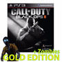 Call Of Duty Black Ops 2 Gold Editon Zombies Ps3