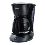 Cafetera  Oster Bvstdcdw12 Negra 110v