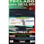 Teclado  Lenovo 3000 V.2,  G510  N/p 9z.n5gsn.00s