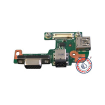 Tarjeta Power Board Dc Jack Vga Usb Dell Inspiron 15r N5110