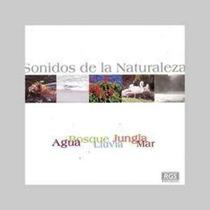 Sonidos De La Naturaleza Varios Interpretes Cd Nuevo