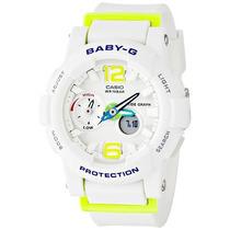 Reloj Casio G-shock Blanco Femenino