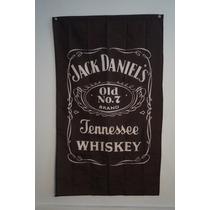 Bandera Jack Daniels Whiskey 90por1.50mt Agencia Club Bar