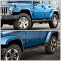 Par Estribos Para Jeep Jk 2007-2018 Original Wrangler 4 Ptas