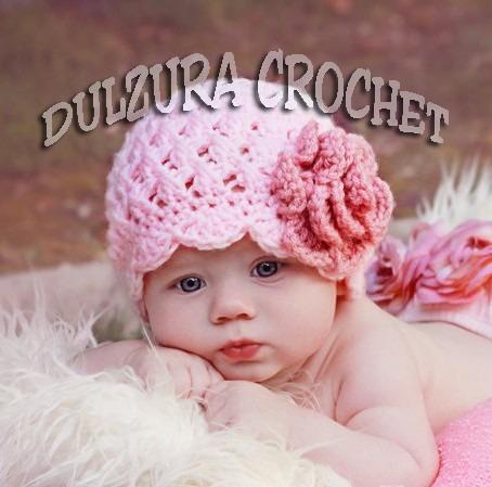 Gorros Tejidos Crochet Bebé 0-3 Meses Regalo Baby Shower Dhl -   149 ... 42cc52a2556