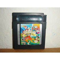 Game Watch Gallery 3 Gameboy Color Advance Sp