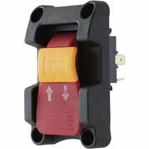 Interruptor Seguridad Maquinaria Carpintero 110/220 D4166