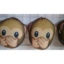 Cojin Emoji Changuito No Veo, No Hablo! Ramato Hoy! Df Sur