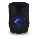 Bafle 8 Pulgadas Bocina Amplificada Audio Profesional Bluetooth Recargable Stylos