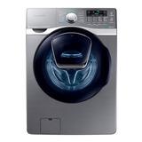 Lavasecadora Samsung Addwash De 18kg Wd18j7825 Carga Frontal