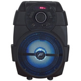 Bocina Recargable Bluetooth 6.5 Usb Fm Bafle 6000w Fussion