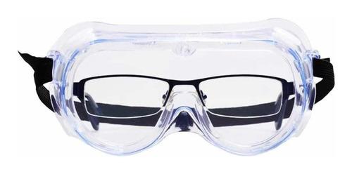 Lentes Goggles Protectores Laboratorio, Seguridad Industrial