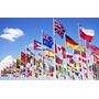 Lote 10 Banderas90x150cm De Países Con Envío Pregunta Países