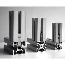 Perfil Estructural De Aluminio 0.30 X0.30