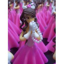 Figuras Muñeca 15 Años Pastel O Centro De Mesa Personalizado