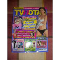 Revista Tv Notas Portada Ninel Conde Poster Claudia Lizaldi