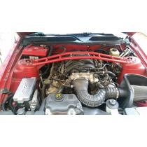 Estabilizadora Barra Mustang 2005 Al 2009 Color Rojo