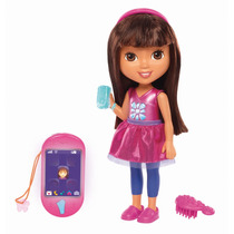 Fisher-price Nickelodeon Dora & Friends Talking Dora Y Smart