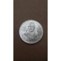 100 Pesos Morelos 1979 Bu,plata 720,fecha Clave Muy,escasa+