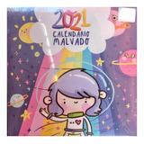 Revista Calendario Malvado 2021, Vania Bachur, Modelo 1