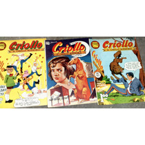 Criollo # 20,63,80