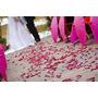 100 Pétalos Artificiales Bodas Decoraciones Ceremonia Rosas