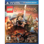 The Lord Of The Rings Ps Vita (usado)