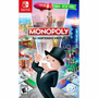Monopoly For Nintendo Switch Nuevo Y Sellado