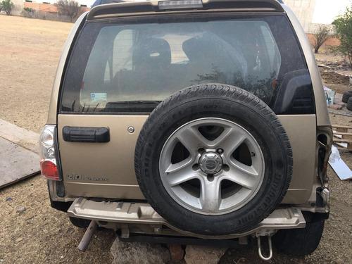 Chevrolet Tracker 2006