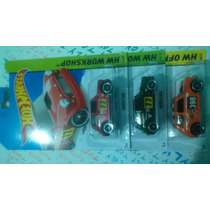 Hot Wheels Mini Morris Últimas 3 Versiones Descapotables