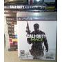 Call Of Duty Modern Warfare 3 Mw3 Ps3 Excelente