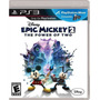 Epic Mickey 2 The Power Of Two Ps3 Nuevo