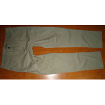 Excelente Casual Old Navy Slim Fit Talla 32