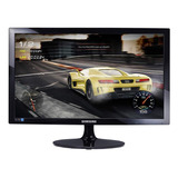 Monitor Samsung S24d332h Led 24  Negro Brillante 110v/220v